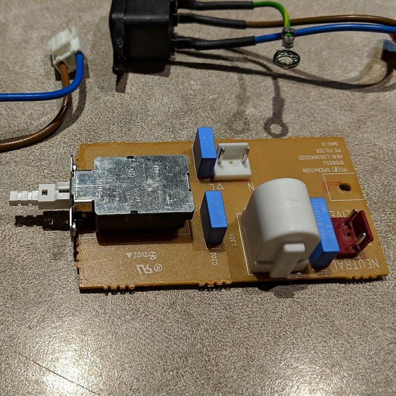 Akai MPC 2000 / 2000XL Power Switch Board