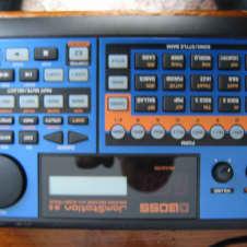 Boss JS-5 Jam Station 2013 Blue/Black