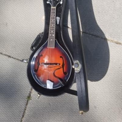 Michael Kelly Mandolin Sunburst W/ PICKUP & Hardcase for sale