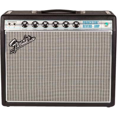 "Fender '68 Custom Princeton Reverb-Amp 12-Watt 1x10"" Guitar Combo"
