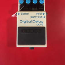 Boss DD-3 Digital Delay image