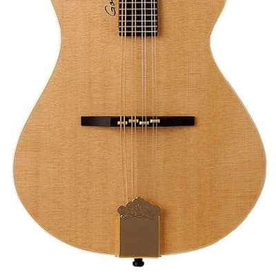 Godin 016488 A8 Mandolin Natural SG with Gig Bag MADE In CANADA for sale