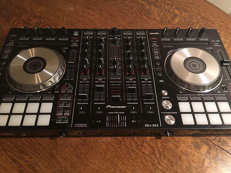 Pioneer DDJ SX2 DJ Controller for Serato   Reverb