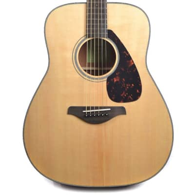 Yamaha FG800 Acoustic Guitar with new strings