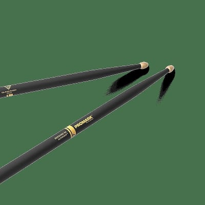 Pro-Mark R5AAG Rebound 5A ActiveGrip Wood Tip (Pair) Drum Sticks