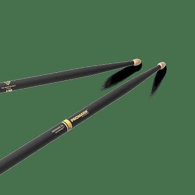 Pro-Mark R5AAG Rebound 5A ActiveGrip Wood Tip (Pair) Drum Sticks