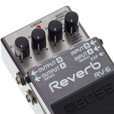 BOSS RV6  Digital Reverb for sale