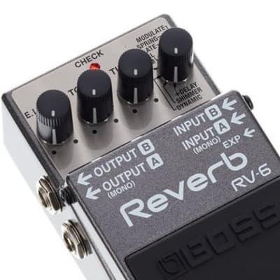 BOSS RV6  Digital Reverb for sale