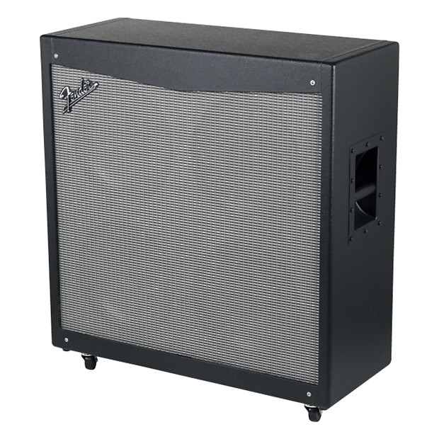 fender mustang v 412 v2 guitar amp cabinet b stock reverb. Black Bedroom Furniture Sets. Home Design Ideas
