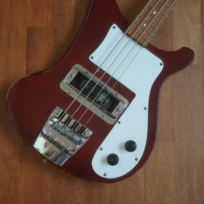 Rickenbacker 4000 1974 Burgundy for sale