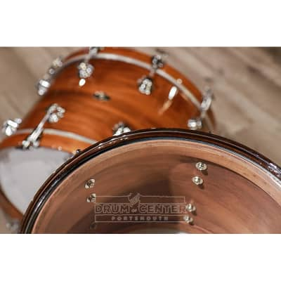 George Way Aristocrat Acacia Drum Set 24/13/16