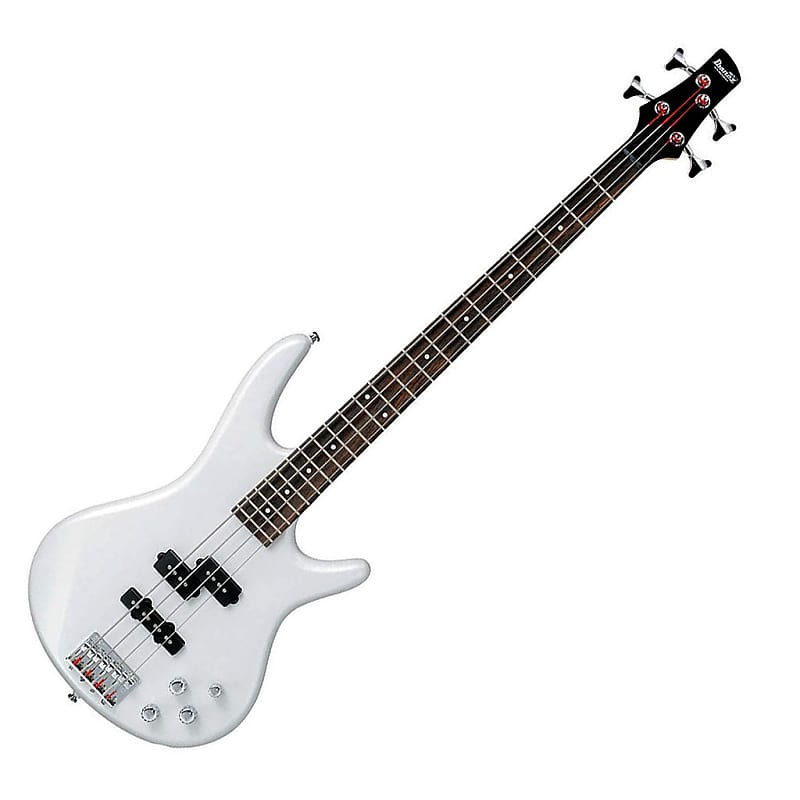 ibanez gsr200 electric bass guitar pearl white reverb. Black Bedroom Furniture Sets. Home Design Ideas