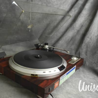 Victor QL-A7 Cartridge Stereo Record Player in VG Condition