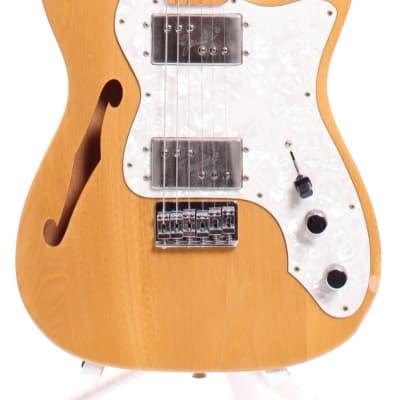 1984 Fender Telecaster Thinline '72 Reissue natural for sale