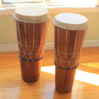 Joe Platz handmade Ashiko Drum