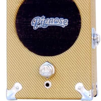 Pignose Legendary 7-100 Tweed Original Pignose Portable Amplifier in Tweed