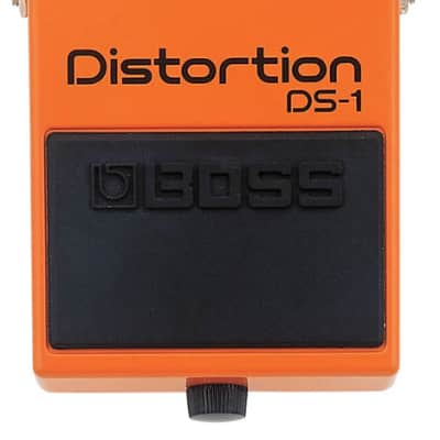 Boss DS-1 Distortion (Silver Label) 1994 - 2021
