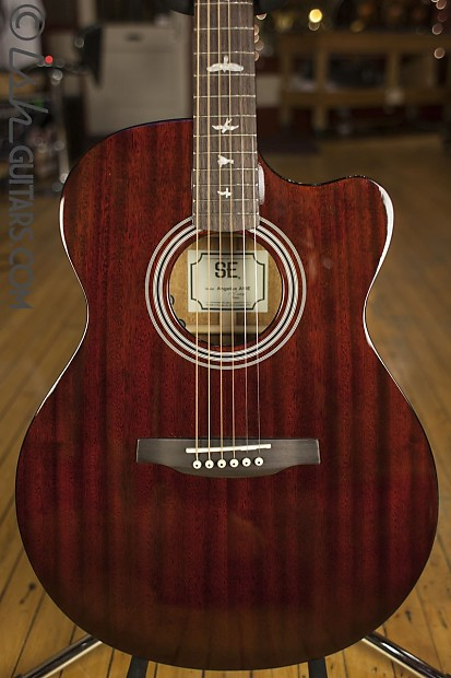 37abb8b49f1 PRS SE Angelus A10E Acoustic Electric w/ Hard Case. By Paul Reed Smith;  Listed by Ish Guitars; Condition: Mint; 68 Views. Sold Out!