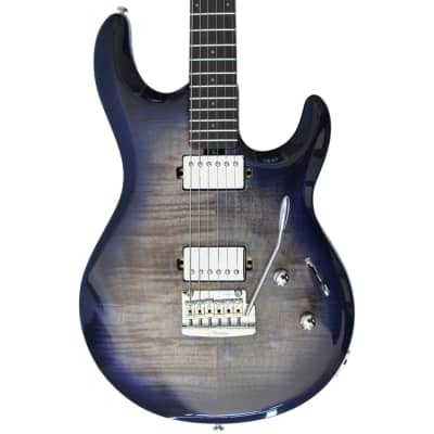 Sterling by Music Man Luke Electric Guitar in Blueberry Burst for sale