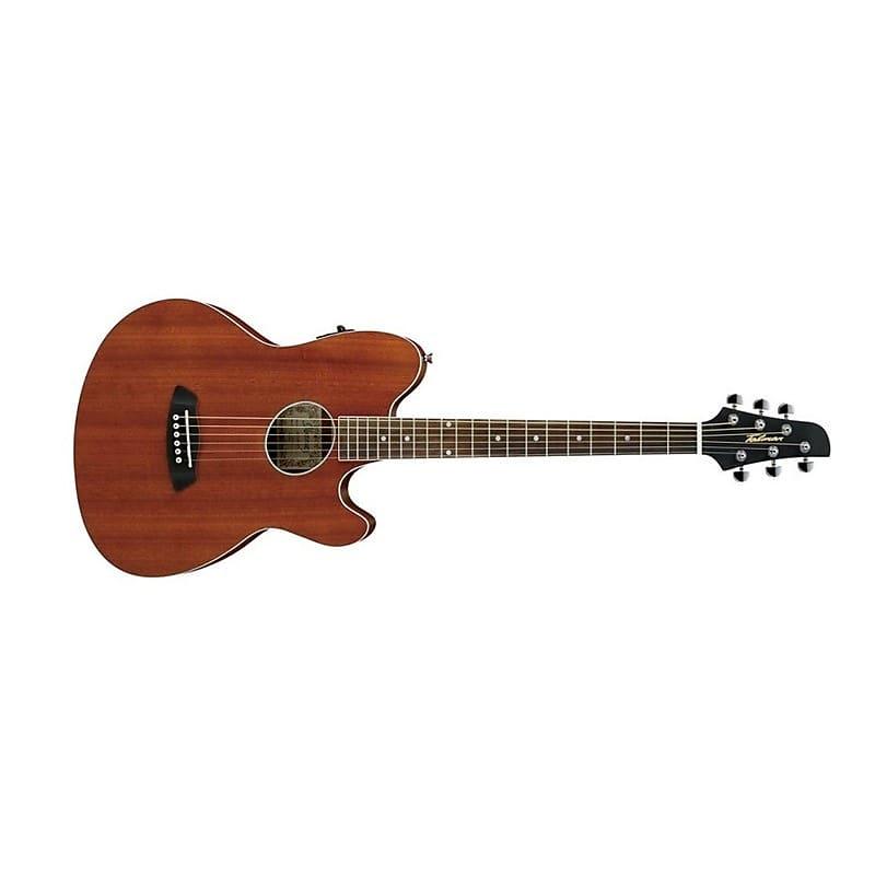 Open Pore Natural Ibanez TCY12E Talman Slim Line Acoustic