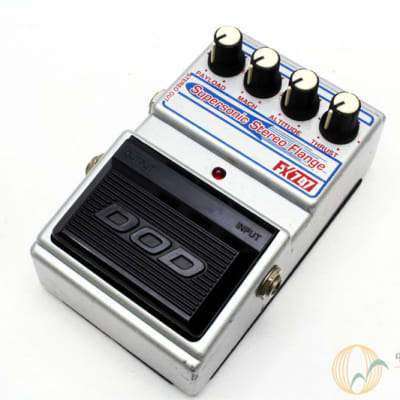 DOD FX747 Supersonic Stereo Flange [XD664] for sale