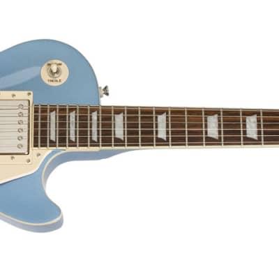 Epiphone Les Paul Standard Electric Guitar - Pelham Blue for sale