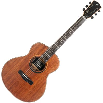 Merida Extrema M1 Mahogany Electro Acoustic Guitar - Natural for sale