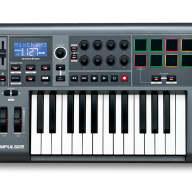 Novation IMPULSE-25  Keyboard midi Controller
