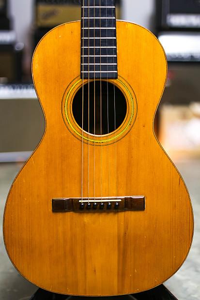 dating vintage Washburn gitarer