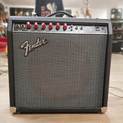 Fender Champ 12 Red Knob 1x12 1985 for sale