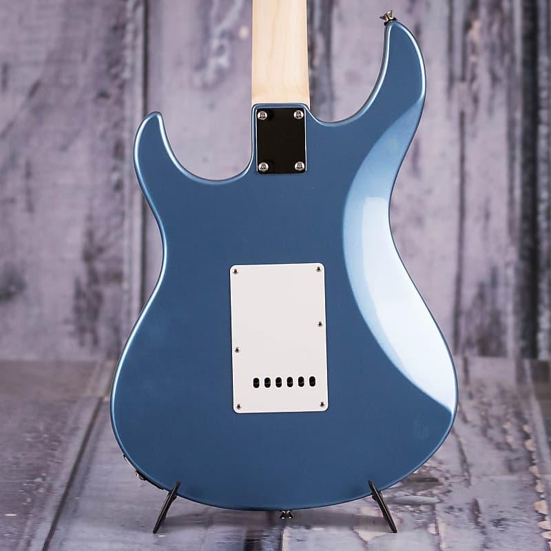 yamaha pac112j pacifica lake blue replay guitar exchange reverb. Black Bedroom Furniture Sets. Home Design Ideas