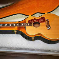 1964 Gibson J 200 custom   Natural for sale