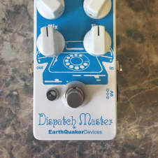EarthQuaker Devices Dispatch Master Excellent Condition Barely Used!