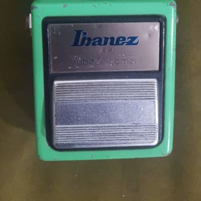 Ibanez TS9 Tube Screamer 1982 808 Modded for sale