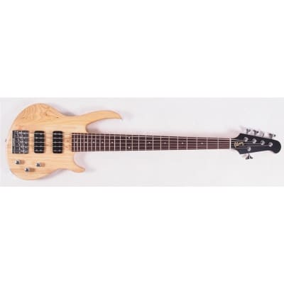 Gibson USA 2019 EB Bass 5 String, Natural Satin for sale