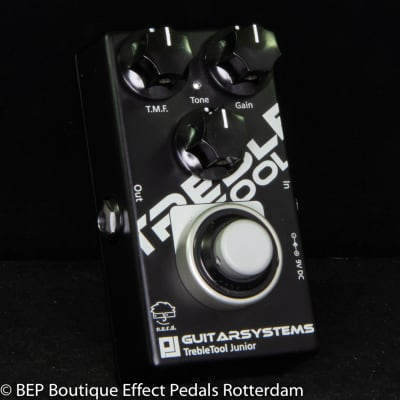 Guitarsystems TrebleTool Junior s/n 044 handcrafted by nerdy elfs in the Netherlands