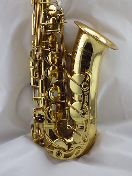 Yamaha yas 62 mk1 gold lacquer alto sax circa 1996 reverb for Yamaha 62 alto saxophone