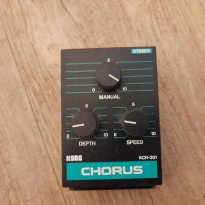 Korg KCH-301 Chorus  Effect Pedal for sale
