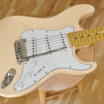 G&L Tribute S-500 Vintage White / Stratocaster® Type / TS500 / S500 by Leo Fender for sale