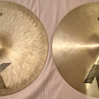 "Zildjian 14"" K Series Hi-Hat Cymbals (Pair)"