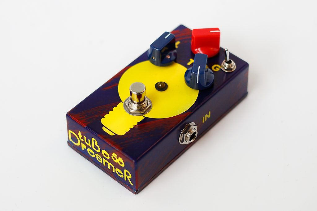 JAM Pedals TubeDreamer 58 *Free Shipping in the USA*