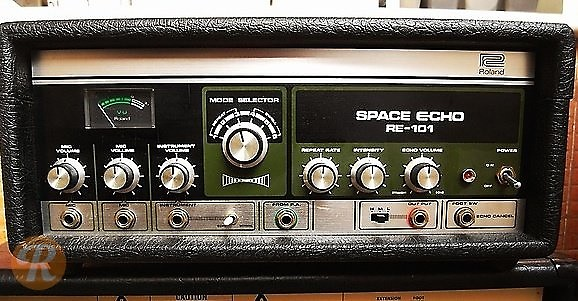 dating roland space echo