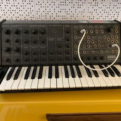 Original 70s Korg MS-20 monophonic Synthesizer