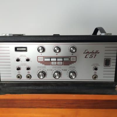Klemt Echolette e51 tube tape delay echo vintage for sale