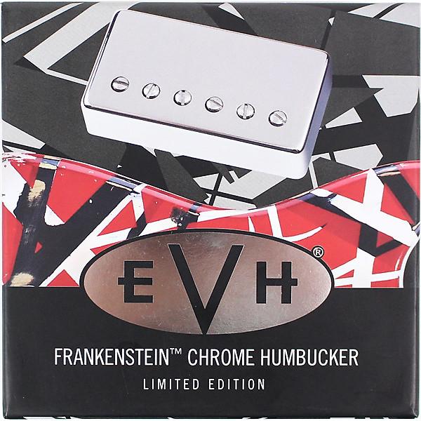 242127d4ae7 EVH Frankenstein Pickup Chrome Limited Edition