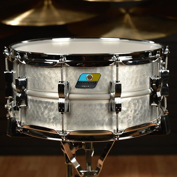 ludwig hammered acrolite snare drum reverb. Black Bedroom Furniture Sets. Home Design Ideas