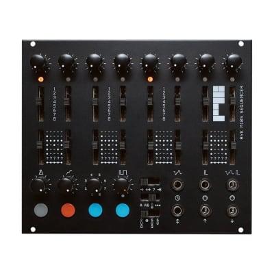 RYK Modular M185 Sequencer Black