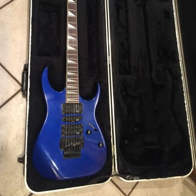 1993 Ibanez EX370 w/OHSC 8 LBS for sale