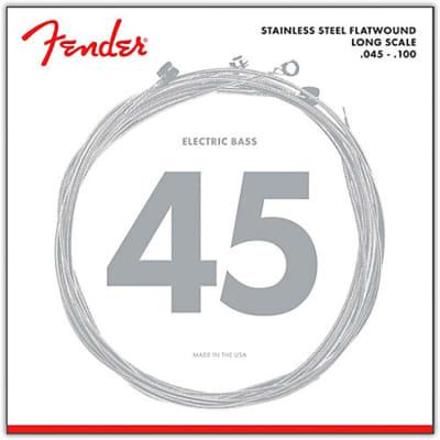 Fender 9050L Flatwound Bass Strings