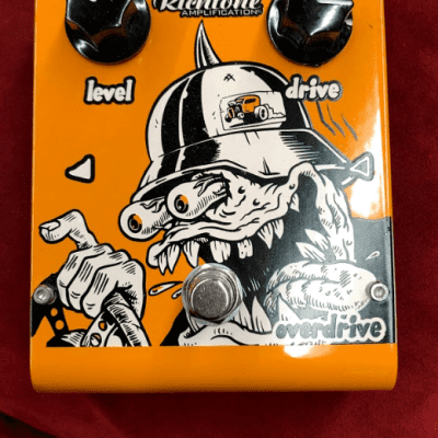 Richtone Overdrive Pedal - Discontinued